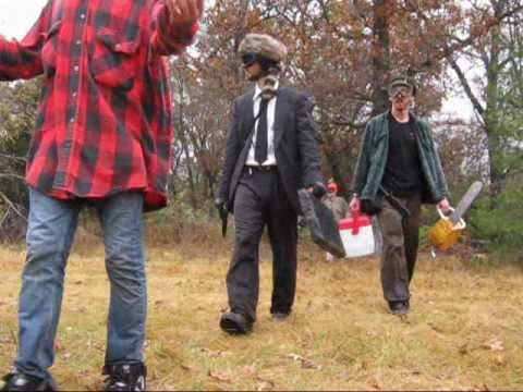 The BEST Zombie  survival Airsoft Game EVER