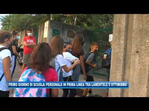 16/09/2020 - SCUOLA: PERSONALE TRA LAMENTELE E OTTIMISMO