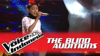 "Video Alif ""Hapus Aku"" I The Blind Auditions I The Voice Kids Indonesia GlobalTV 2016 MP3, 3GP, MP4, WEBM, AVI, FLV September 2018"