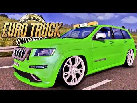 Carro Rebaixado - Euro Truck Simulator 2