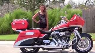 10. Used 2009 Harley Davidson CVO Road Glide Motorcycles for sale