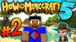 EXPLORING! - How To Minecraft S5 #2