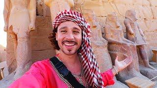Video Llegué a EGIPTO y todo es IMPACTANTE | Luxor MP3, 3GP, MP4, WEBM, AVI, FLV September 2019