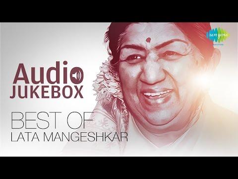 Lata Mangeshkar Hit Songs – Superhit Bollywood Collection – Jukebox – Vol 1