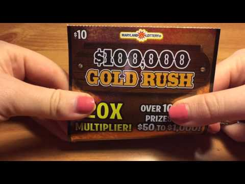 $1, $2, $5, and $10 Gold Rush