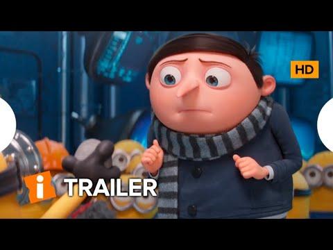 Minions 2 - A Origem de Gru   Trailer Dublado