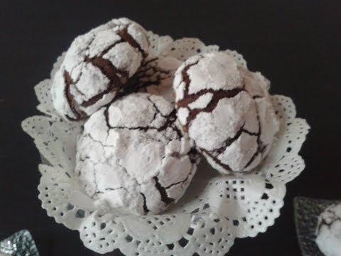 biscotti al cioccolato morbidi - ricetta