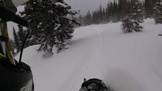 3. Breaking in 2019 Arctic cat M8000