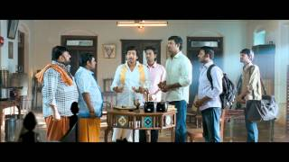 Pattathu Yaanai -Vishal and friends goes to Santhanam