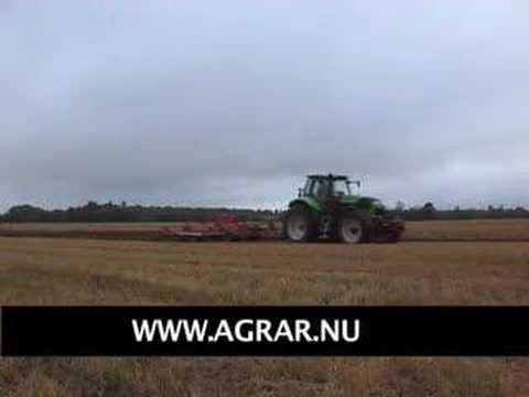 Az �v traktora 2008! Exkluz�v sv�d traktor vide� �sze�ll�t�s a befut�kr�l!