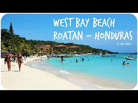 West Bay Beach, Roatan - Honduras