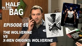 Video Half in the Bag Episode 59: The Wolverine vs. X-Men Origins: Wolverine MP3, 3GP, MP4, WEBM, AVI, FLV Mei 2018