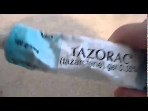 Tazorac (Tazarotene)