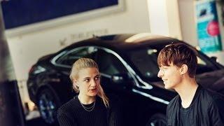 Mercedes-Benz TV: Mercedes-Benz Reporter Kasper Bjørke at SPOT Festival 2013