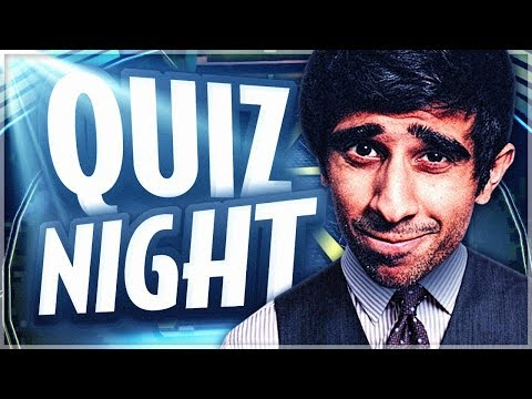 RACE OF KNOWLEDGE! - QUIZ NIGHT TONIGHT