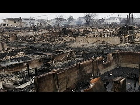 Hurricane Sandy Aftermath Video: Inside the Chaos of Breezy Point, N.Y.