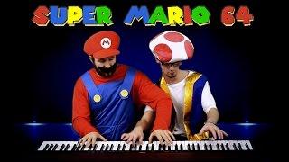 Super Mario 64 Medley Piano Duet