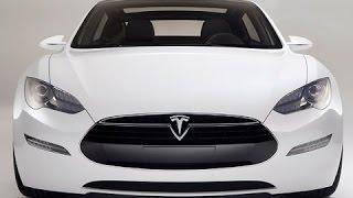 Tesla Model X 2016 Présentation