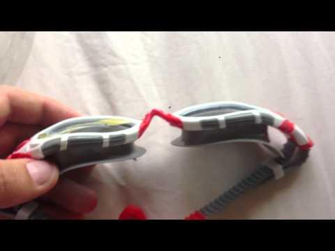 Zoggs Predator Flex Polarized Goggle review - Triathlon /Swimming review