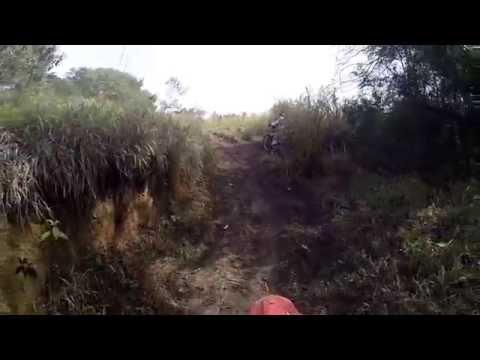 Trilha de Moto - 28/09/2014 - Ipeúna - Itirapina  - Na Serra - 2° Parte