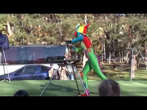 Цирковое шоу (часть 1)