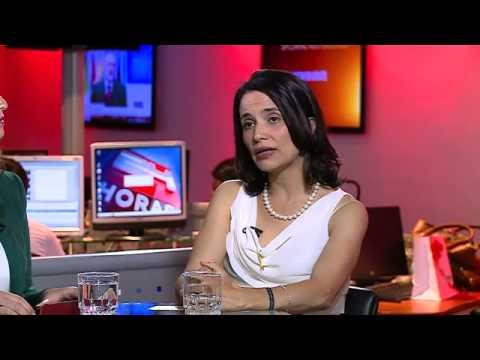 Entrevista Doctora Arriagada en 24 Horas