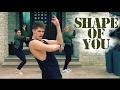 foto Ed Sheeran - Shape Of You | The Fitness Marshall | Cardio Concert Borwap