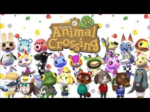 Animal Crossing New Leaf OST 'Loading the Game (Isabelle)'