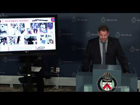 @TorontoPolice Hold-Up News Conference | LiveStream | Thurs. June 22nd 1030AM | S/Insp. Mike Earl