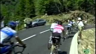 Saint-Lary-Soulan France  City new picture : TOUR DE FRANCE 2005-SAINT LARY SOULAN parte 1