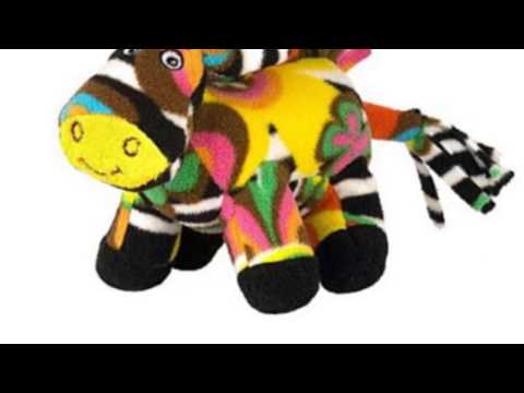 Video YouTube video advertisement of the Bee Posh Zelda Zebra