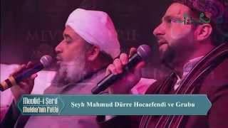 Şeyh Mahmud Dürre Hocaefendi ve Grubu  (31.12.2014 Sinan Erdem Spor Salonu)