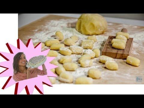 ricetta-gnocchi di patate!