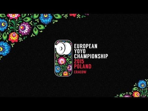 EUROPEAN YOYO CHAMPIONSHIP 2015 : CRACOW, POLAND