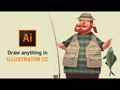 Learn To Draw Anything With Adobe Illustrator Cc