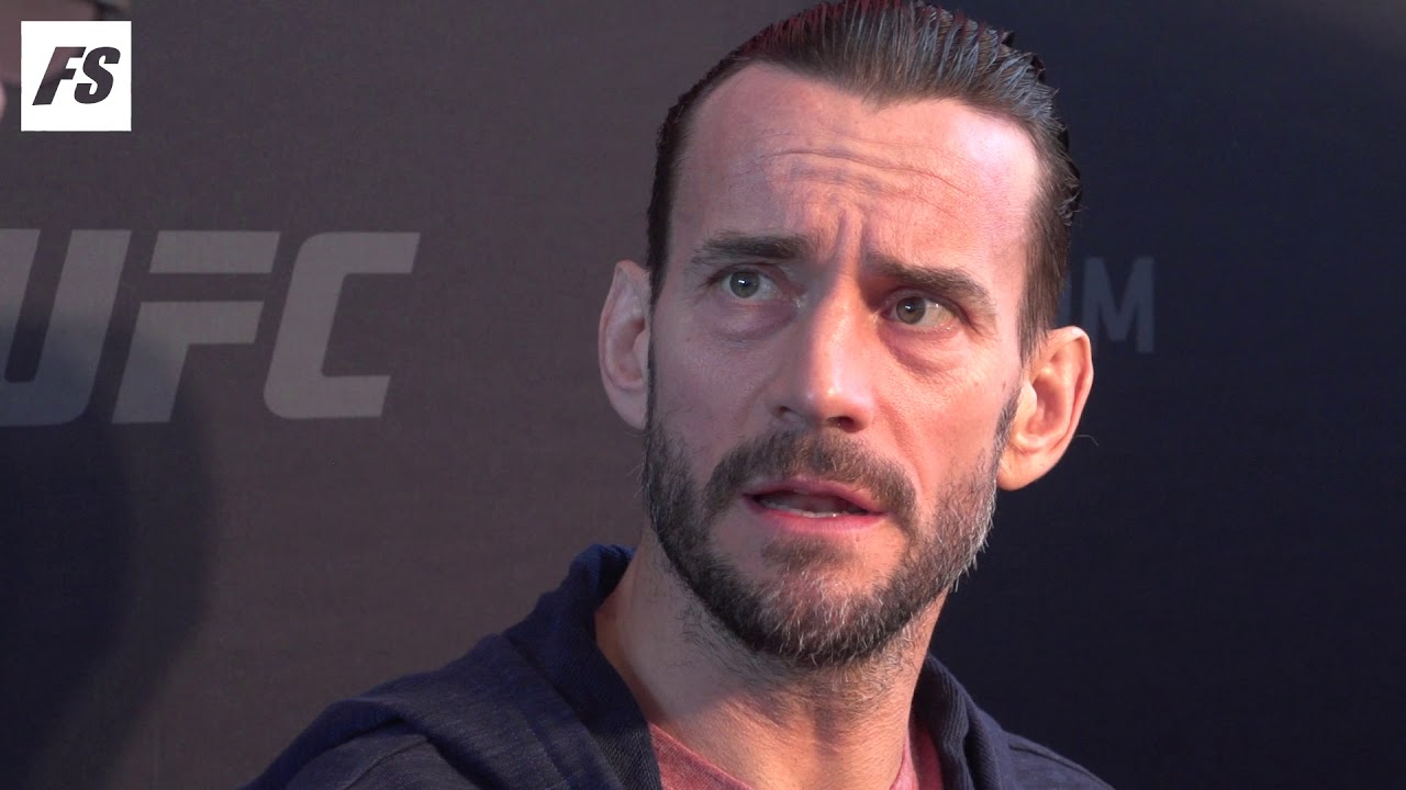 UFC 225 Media Day: CM Punk talks weight-cutting, Donald Trump and comic books