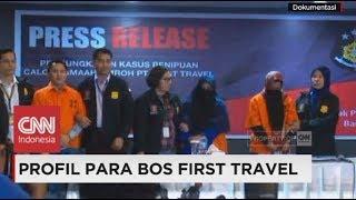 Video Profil Para Bos First Travel; Andika Surachman, Anisa Hasibuan & Siti Nuraidah Hasibuan MP3, 3GP, MP4, WEBM, AVI, FLV Februari 2018