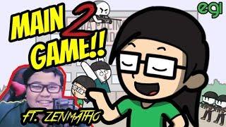Video Main Game 2 ft. Zenmatho MP3, 3GP, MP4, WEBM, AVI, FLV Oktober 2017
