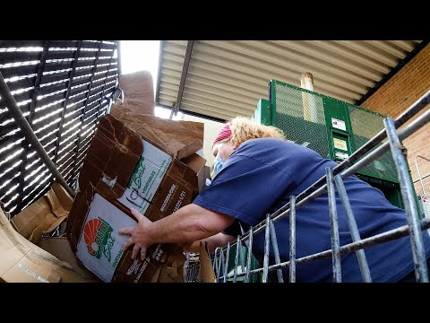 Video thumbnail: Recycling pays off at Wright State