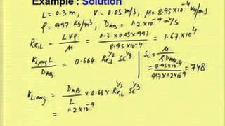 Mod-02 Lec-04 Boundary Layer Theory and Film Theory in Mass Transfer