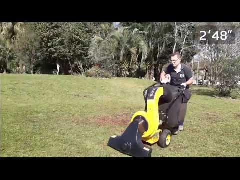 Aspirador  de folhas a gasolina - ATF 40