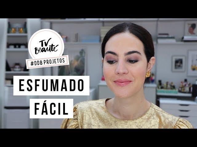 Esfumado Poderoso e Fácil com Natura Una - TV Beauté | Vic Ceridono - Victoria Ceridono