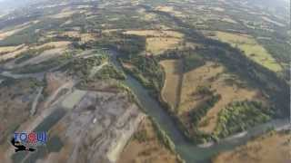 Volando de Temuco a Villarrica en Airvan