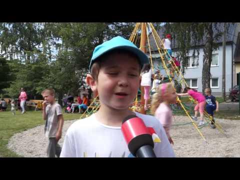 TVS: Dolní Němčí - Dětské hřiště