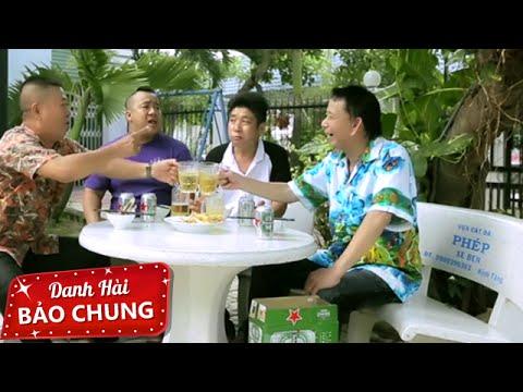 Hài 2015 Nhậu Chùa - Bảo Chung, Hiếu Hiền, Phi Phụng