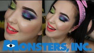 Kid's Movie Inspired Look Series | Monsters Inc!