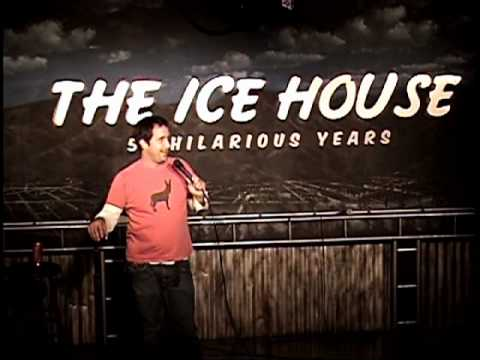 comedians - Comedian Claude Shires Performs at The Ice House in Pasadena. Hilarious comic performs stand up comedy. If you like standup comedy. Other hilarious standup c...