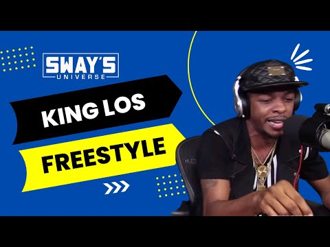 King Los Freestyle On Sway In The Morning