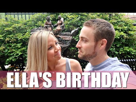 BABY WATCH //ELLAS BIRTHDAY GUESSES! // BEAUTY AND THE BEASTONS 2018