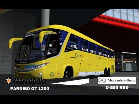 MODBUS ULTIMATE 1.2 # Via. Itapemirim - Marcopolo Paradiso G7 1200 MB O-500 RSD